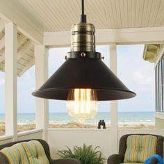 Chandelier Lamp Nordic Retro Restaurant IKEA Industrial Designer Lighting