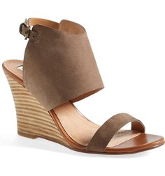 Halogen® 'Clarette' Wedge Sandal (Women)