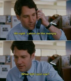 i love you man. i think paul rudd is fantastic! Man Movies, Funny Movies, Great Movies, I Movie, Funniest Movies, Tv Quotes, Movie Quotes, Funny Quotes, I Love You