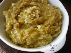 Home Cooking In Montana: Eggplant Dip...Salata de vinete