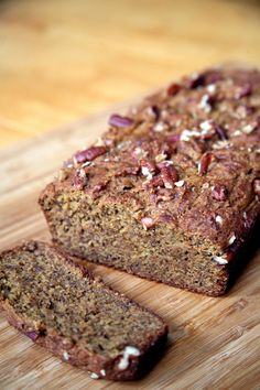 Bake Up Our Spiced Sweet Potato Bread That's Packed With Protein