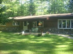 MLS # 148283 - NEW Listing! Peaceful describes this wonderful extremely well-kept home in Indian woods subdivision that is only 1 mile from town sits between two nicely wooded parcels which really gives you privacy. As you drive in this nice long driveway you will be impressed with the park like setting. This 3 Bedroom 2 Bath home will fit you family easily. Living room has hardwood floors and cathedral ceilings with beautiful beams. Formal and Informal dining areas Family Room with a…