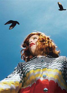Alex Prager: Spellbound - Alex Prager for W magazine