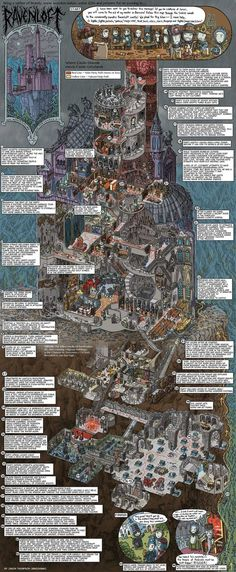Classic D&D Walkthrough Maps - Imgur