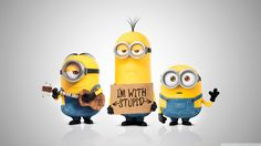 Image for Free Minions 2015 Cartoon Movie HD Wallpaper