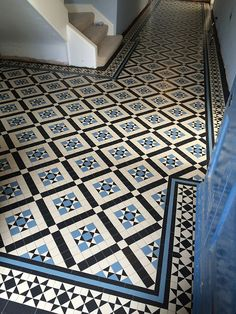 Victorian Bathroom Tiles Victorian Black And White Bathroom Floor Tiles Ideas . Bathroom: Luxury Bathroom Design Ideas With Victorian . Victorian Floor Tiles Vintage Tiles New Image Tiles Dorset. Victorian Hallway Tiles, Edwardian Hallway, Tiled Hallway, Edwardian House, Victorian Bathroom, Victorian Kitchen, Grey Hallway, Kitchen Wall Tiles, Bathroom Floor Tiles