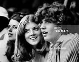 Maria Shriver, Caroline & JFK Jr at the RFK tennis tournament ...