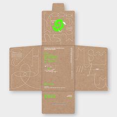 131WATT 일삼일와트 Medical Packaging, Spices Packaging, Kraft Packaging, Map Design, Design Lab, Graphic Design Branding, Packaging Design, Folder Design, Book Binding