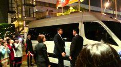 150308 BTS防彈少年團~吃完慶功宴回飯店