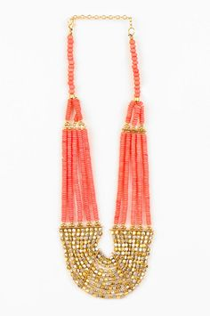 one of my favorite new necklaces from Accessory Auctions on Facebook!