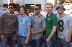 o town band members Ashley Angel, Secretly Married, O Town, Taylor Hanson, Nick Carter, All Or Nothing, Backstreet Boys, Back In The Day, Mtv