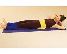 Übung 3: Langer und flacher Bauch