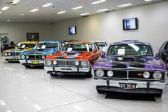 XY GTs Australian Icons, Australian Muscle Cars, Aussie Muscle Cars, Best Muscle Cars, Old American Cars, American Muscle Cars, Car Ford, Ford Gt, Chevy Motors