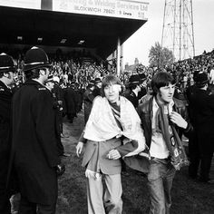 On this day in 1976 - Aston Villa v Rangers. Abandoned after 51 minutes for crowd trouble.