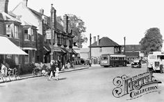 High Street c1955, Wickford