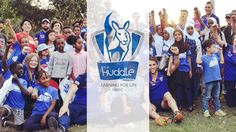 Nine years ago the North Melbourne AFL team set up a project called 'the Huddle' to help refugee and migrant kids settle into the area. The program gives them a place to study and volunteers help them through their homework. It's also encouraging them to enjoy footy too.