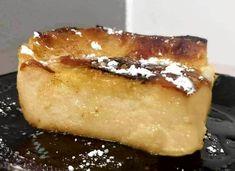 Γαλατόπιτα με χυμό πορτοκάλι, χωρίς φύλλο και με βελούδινη κρέμα Greek Recipes, French Toast, Pork, Meat, Breakfast, Cakes, Kale Stir Fry, Morning Coffee, Cake Makers