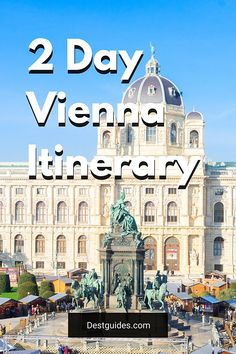 Explore the things to do in Vienna Austria, including what food to eat in Vienna and where to eat in Vienna city, with our 2 days in Vienna itinerary! Stroll Vienna's beautiful streets to check out its grand architecture and historic buildings, like the Opera House, Schonbrunn Palace and more!| Vienna Austria travel | what to do in Vienna | what to see in Vienna | Vienna Austria itinerary | things to see in Vienna | Vienna travel | #Vienna #Austria #ViennaAustria #travel