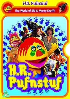 """H.R. Pufnstuf.  I believe Sid and Marty Kroft must have been pretty stoned while doing this show -- look at the pic!  My very first crush was on Jack Wild, the """"star"""" of the show."""