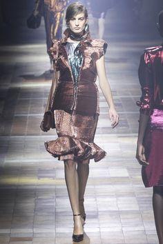 Paris Fashion Week, SS '14, Lanvin