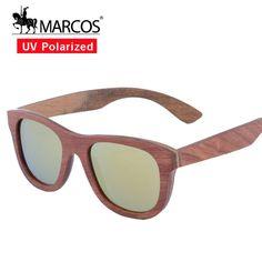 0c8ea81b39 Aliexpress.com: Comprar Skateboard madera gafas polarizadas de moda 2016  gafas de sol mujeres de los hombres populares gafas de sol de bambú envío  gratis de ...