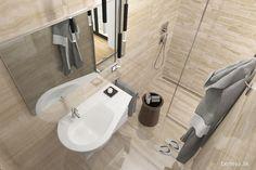MALÉ KÚPEĽNE - Riešenia & Dizajn / BENEVA Toilet, Sink, Bathtub, Bathroom, Home Decor, Sink Tops, Standing Bath, Washroom, Flush Toilet