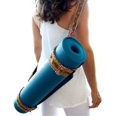 Yoga Mat Strap from the Buddhi Box Store