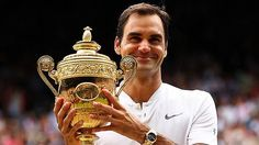 Wimbledon 2017: Roger Federer eyes No.1 ranking after win - Yahoo7