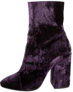 72eee922cb8e0 Find velvet ankle boot at ShopStyle. Shop the latest collection of velvet  ankle boot from the most popular stores - all in one place.