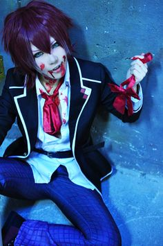 逆巻アヤト - Rinn Ayato Sakamaki Cosplay Photo - WorldCosplay