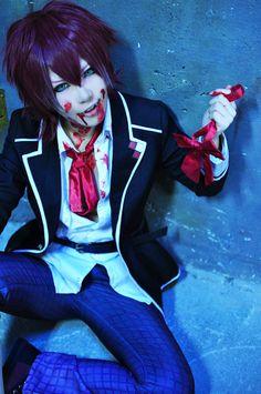 逆巻アヤト - Rinn Ayato Sakamaki Cosplay Photo - WorldCosplay