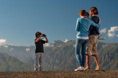 #LaPalma, un destino senderista para toda la familia
