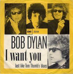 Bob Dylan - I Want You (Vinyl) at Discogs