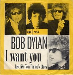 Bob Dylan - I Want You (Vinyl) at Discogs