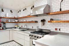 Inside Nadine Abramcyk of Tenoverten's Tribeca Apartment - Rip & Tan