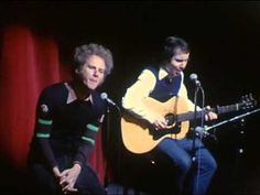 ▶ Simon & Garfunkel - Feelin groovy (live in France, 1970) - YouTube