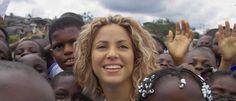 Shakira comemora aprovação de lei na Colômbia