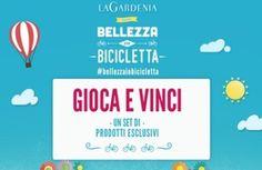 Concorso La Gardenia, vinci una bicicletta