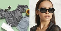 Build A Wardrobe From Forever 21 And We'll Guess Your Signature Style