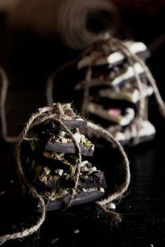 Pistachio & Salted Chocolate Bark - Chocolate Bark - Three Ways at Chasing Delicious - @Russell van Kraayenburg-3
