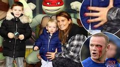 Coleen Rooney DITCHES her wedding ring on social media in strongest sign...