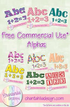 Free Alphas for teac
