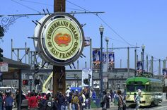 Fisherman's Wharf, San Francisco.  Best seafood I have ever had.