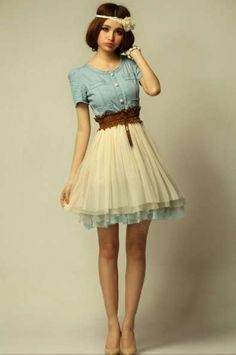 Baby Doll Style Dresses