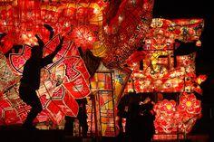 Yotaka Andon Festival, Hokkaido / 沼田町夜高あんどん祭り 北海道