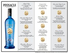 A premium vodka at an affordable price, Pinnacle® Vodka boasts more than 40 flavors -- perfect for making delicious vodka drinks. Pinnacle Recipes, Pinnacle Vodka, Vodka Recipes, Alcohol Recipes, Drink Recipes, Party Drinks, Cocktail Drinks, Fun Drinks, Beverages