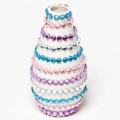 Winter coloured gem strips