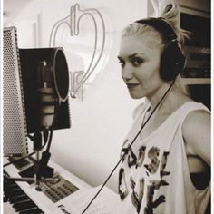 Working on the new album;)