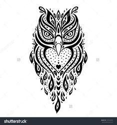 @ # Decorative Owl Tribal pattern Ethnic tattoo Vector illustration id: 191538710 >>> Ethnisches Tattoo, Hand Tattoo, Tattoo Hals, Tattoo Wings, Totem Tattoo, Owl Tattoo Design, Tattoo Designs, Owl Tattoo Small, Small Tattoos
