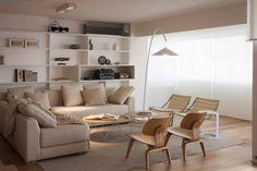 Modern living room by Estudio Paula Herrero Arquitecta